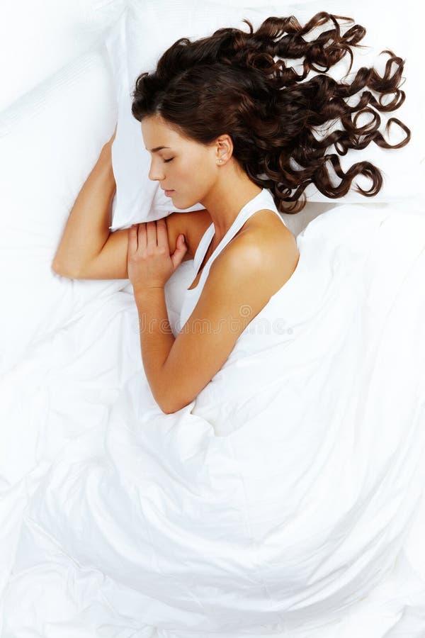 Het Slapen Babe Royalty-vrije Stock Foto
