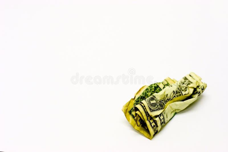 Het Is Slechts Geld Royalty-vrije Stock Afbeeldingen