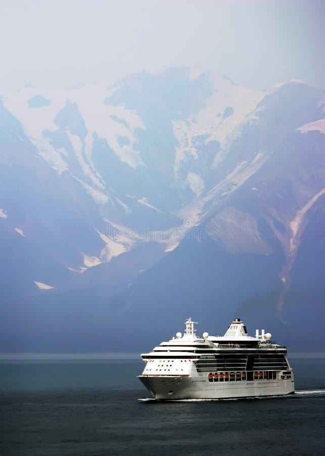 Het slokje van de cruise stock fotografie