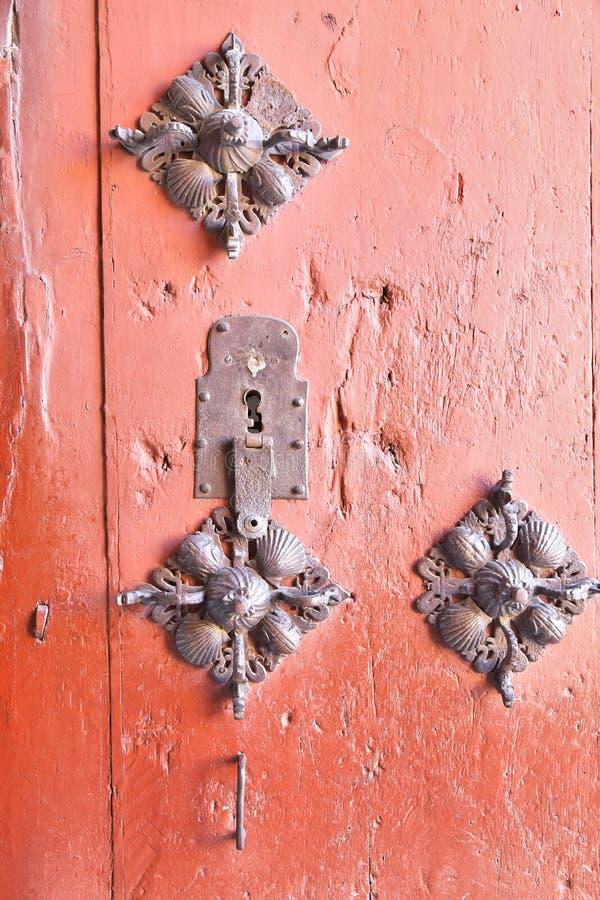 Het smeden van de gateway aan de Universiteit van Salamanca royalty-vrije stock fotografie
