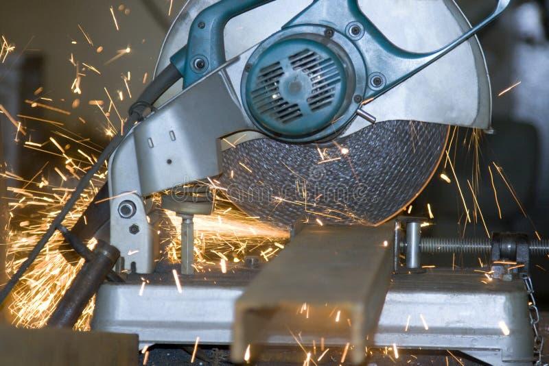 Het snijden van metaal
