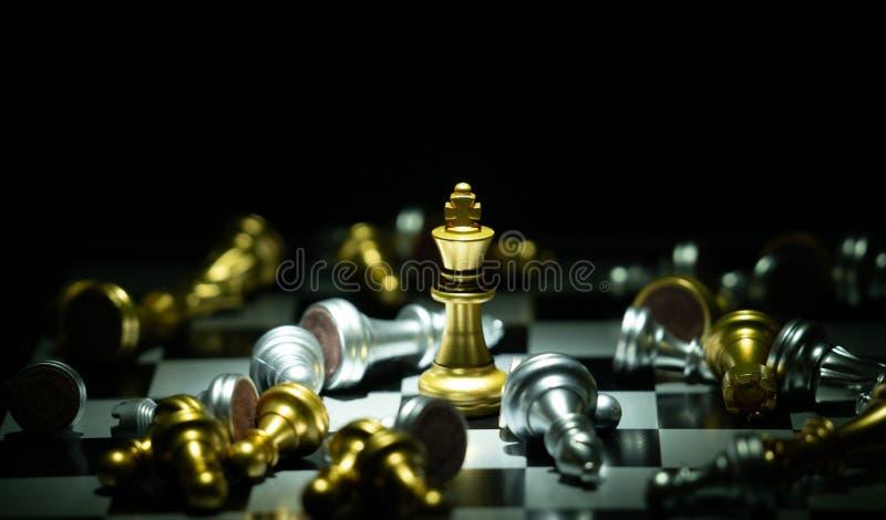 Het Spel van de schaakraad royalty-vrije stock fotografie