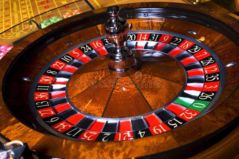 Het spel van het casino royalty-vrije stock afbeelding