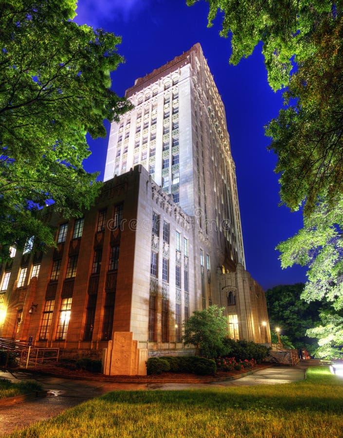 Het Stadhuis van Atlanta royalty-vrije stock afbeeldingen