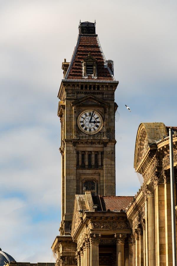 Het Stadhuis van Birmingham royalty-vrije stock afbeelding