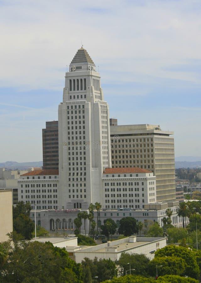Het Stadhuis van Los Angeles