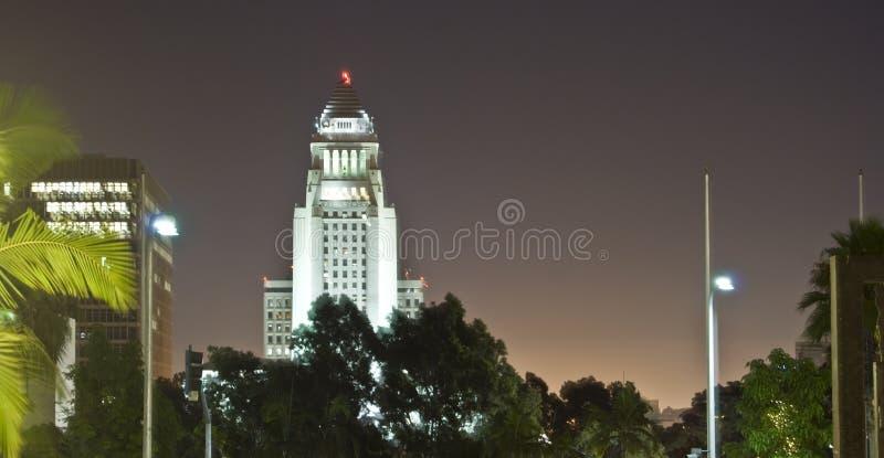 Het Stadhuis van Los Angeles royalty-vrije stock foto's
