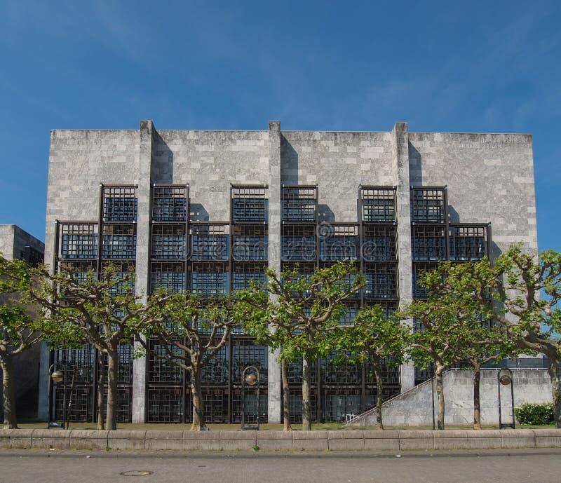 Het Stadhuis van Mainz royalty-vrije stock afbeeldingen