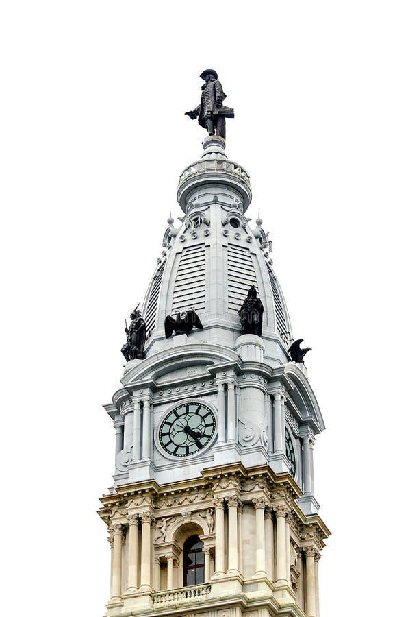 Het Stadhuis van Philadelphia royalty-vrije stock foto's