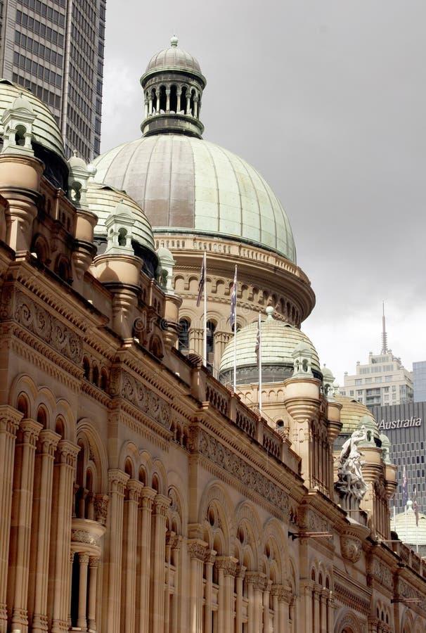 Het stadhuis van Sydney royalty-vrije stock afbeelding