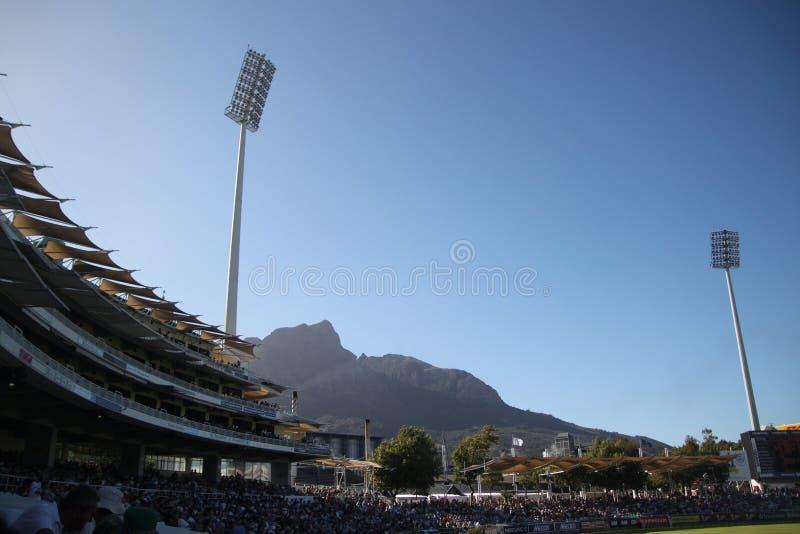 Het Stadion van Cape Town royalty-vrije stock afbeeldingen