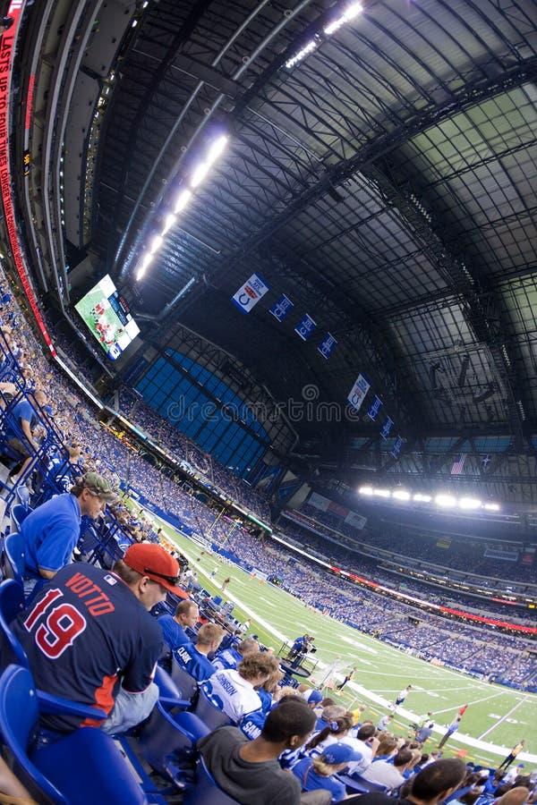 Het stadion van de Olie van Lucas stock foto