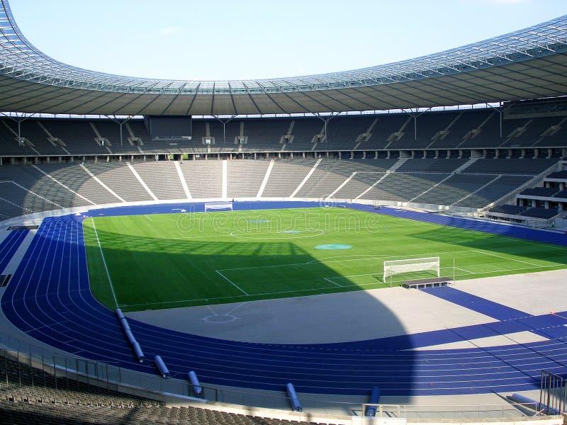 Het stadion van Olympia stock afbeelding