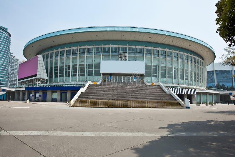 Het Stadion van Shanghai royalty-vrije stock fotografie