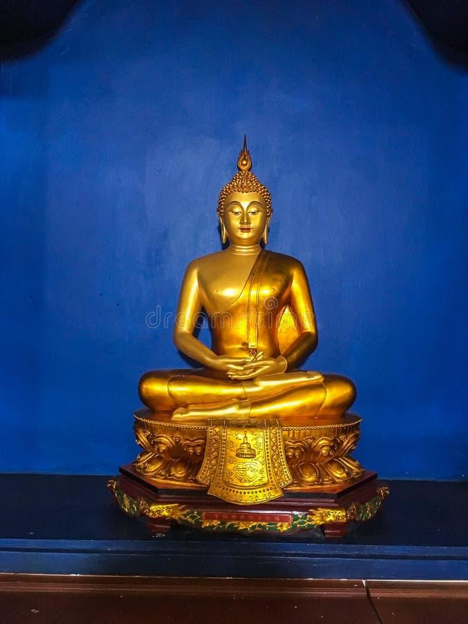 Het Standbeeld Sculpure, Sri Lanka van Boedha royalty-vrije stock afbeelding