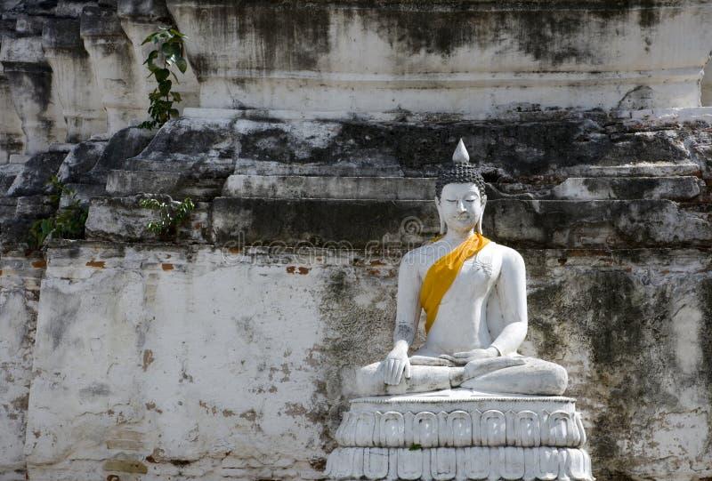 Het standbeeld van Budha royalty-vrije stock fotografie