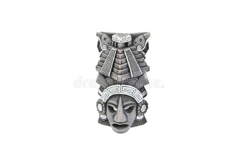 Het standbeeld van Tiki royalty-vrije stock foto