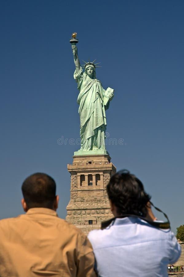 Het standbeeld van Vrijheid