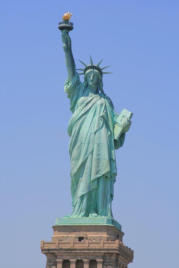 Het standbeeld van Vrijheid royalty-vrije stock afbeeldingen