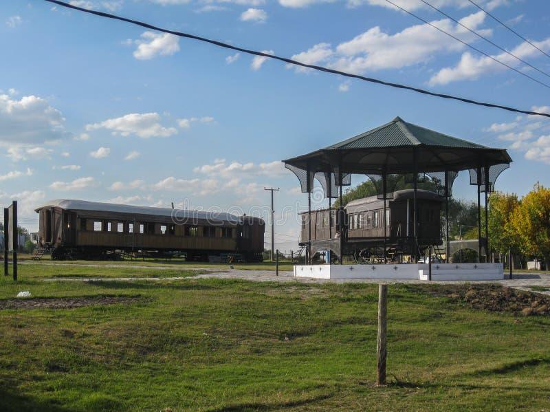 Het Station van Colonia del Sacramento royalty-vrije stock afbeeldingen