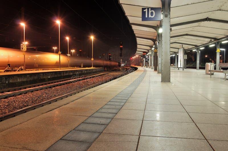 Het Station van Mainz royalty-vrije stock foto's