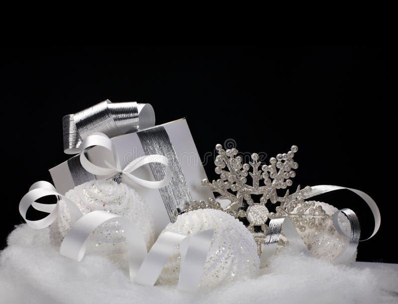 Het stilleven van Christmass royalty-vrije stock foto