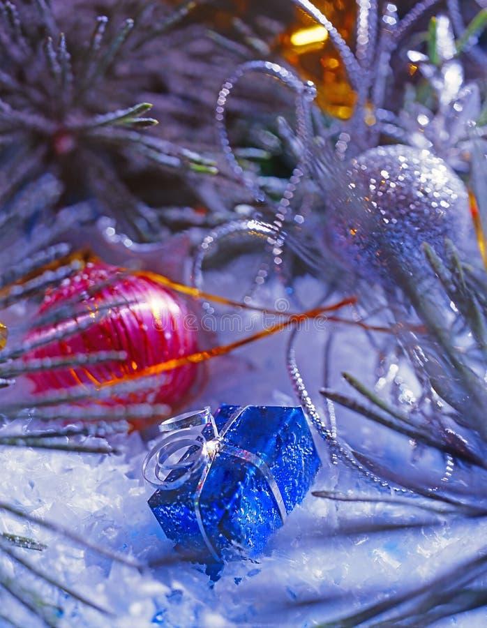 Het stilleven van Christmass royalty-vrije stock fotografie