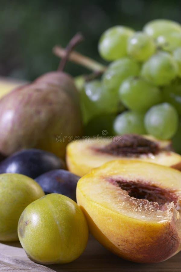 Het stilleven van het fruit royalty-vrije stock afbeeldingen