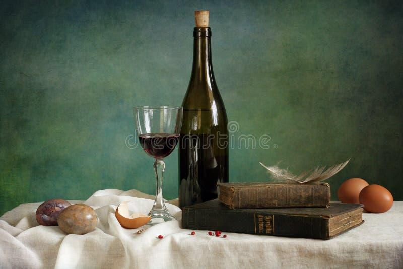 Het stilleven van Pasen stock fotografie