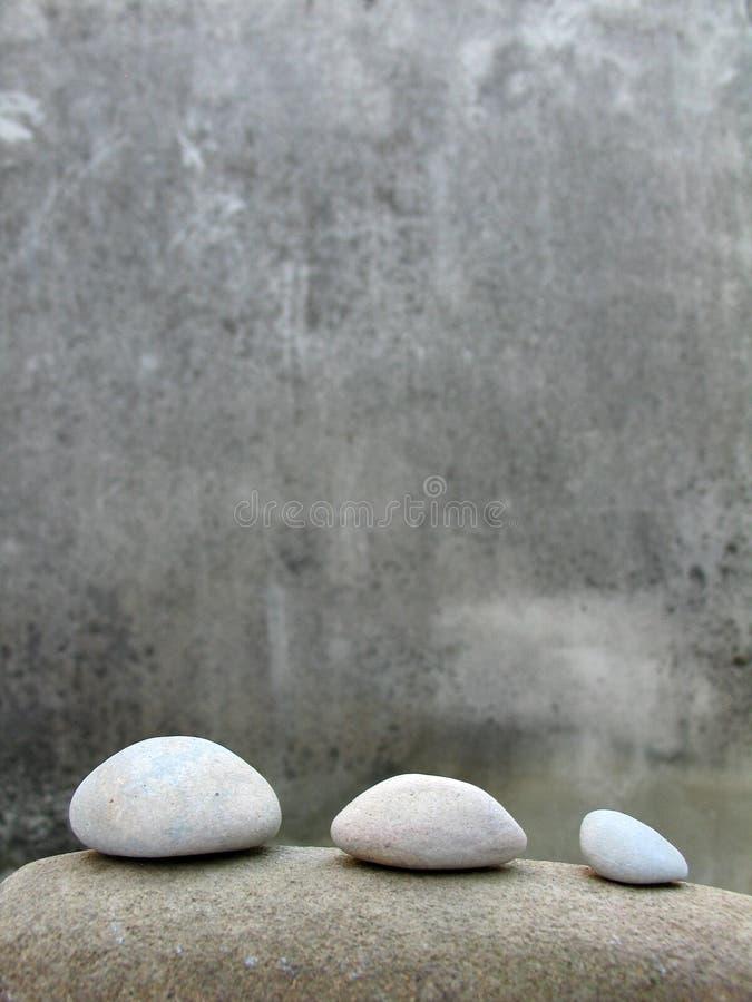 Het stilleven van Zen stock afbeeldingen