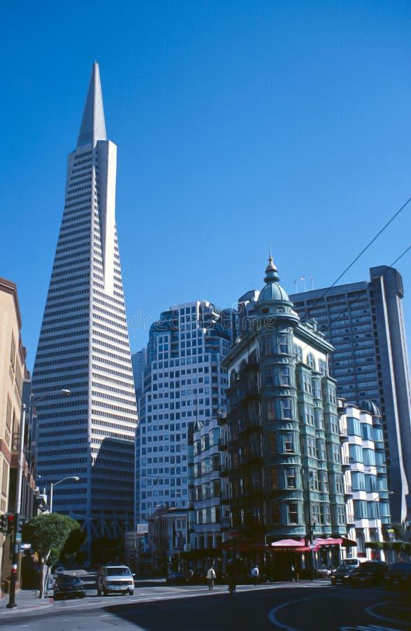 Het Strand San Francisco van het noorden royalty-vrije stock afbeelding