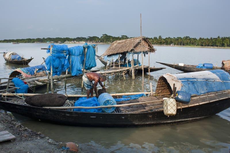 Het Strand van Danang, Vietnam royalty-vrije stock foto