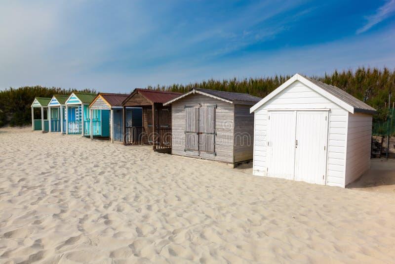 Het Strand van het West- westenwittering Sussex Engeland stock fotografie