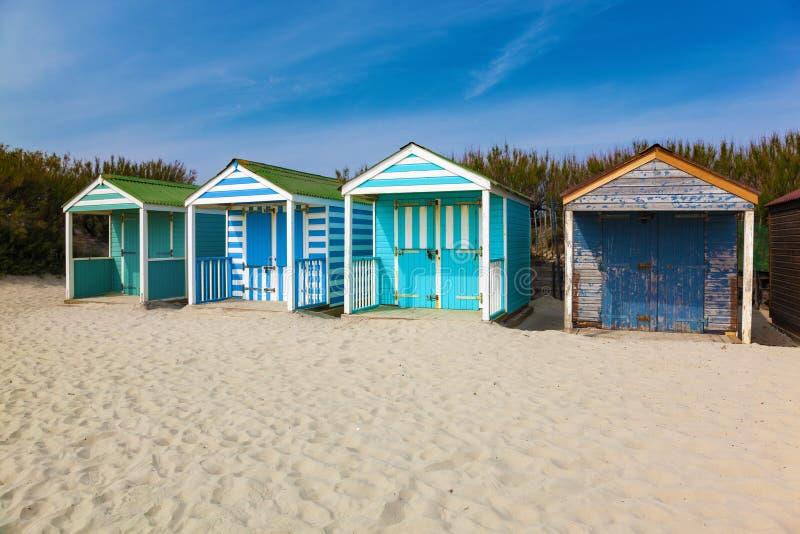 Het Strand van het West- westenwittering Sussex Engeland royalty-vrije stock foto