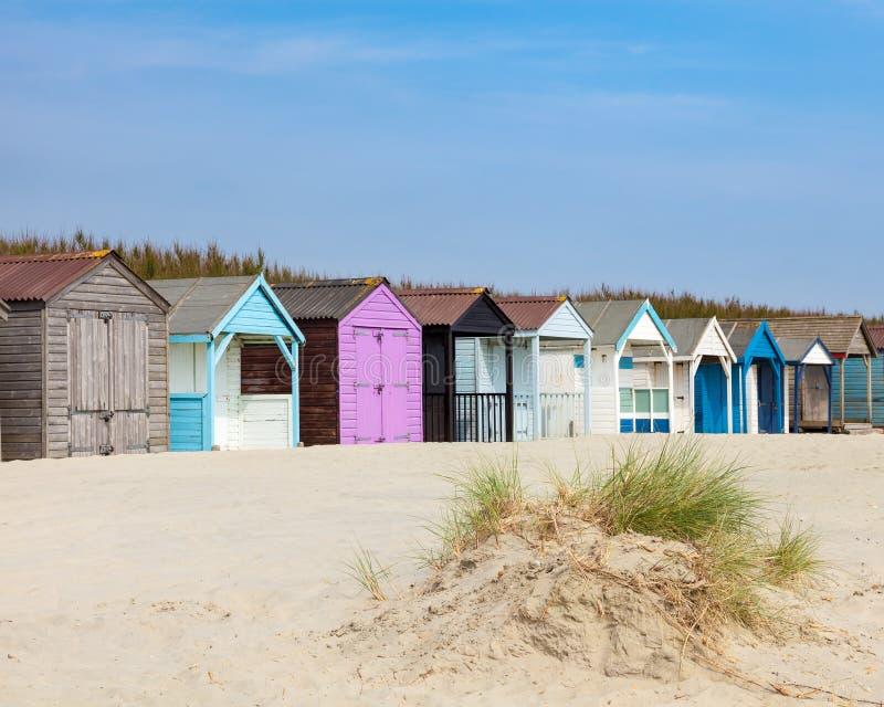 Het Strand van het West- westenwittering Sussex Engeland royalty-vrije stock foto's