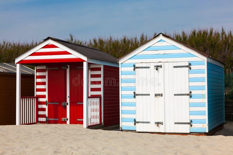 Het Strand van het West- westenwittering Sussex Engeland royalty-vrije stock afbeelding