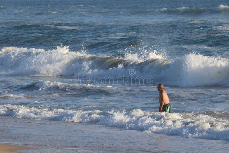 Het Strand van Huntington royalty-vrije stock foto's