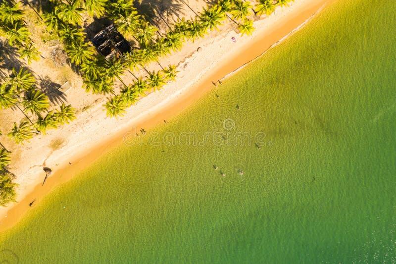Het Strand van Phuquoc stock foto