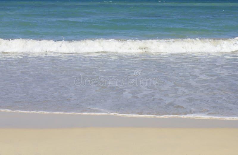 Het strand van Puntacana royalty-vrije stock foto