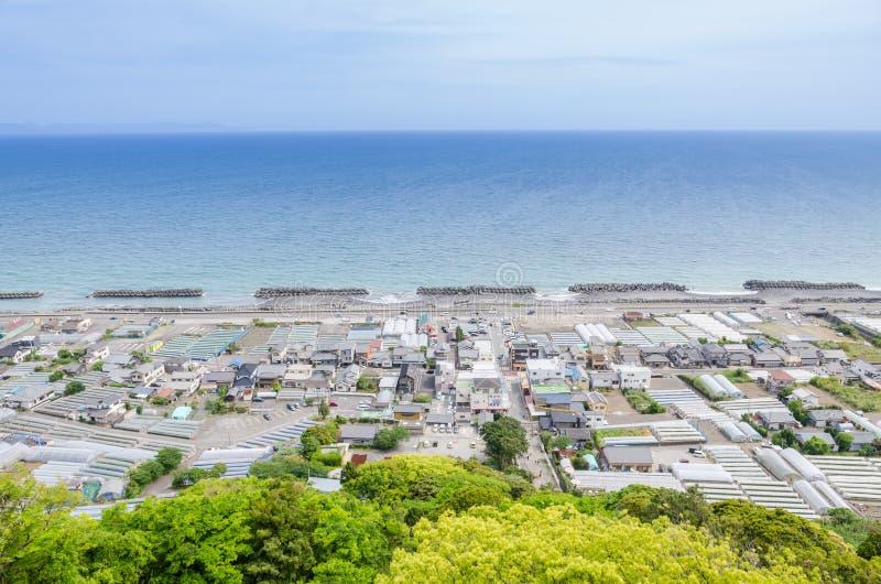 Het strand van Shizuoka royalty-vrije stock fotografie