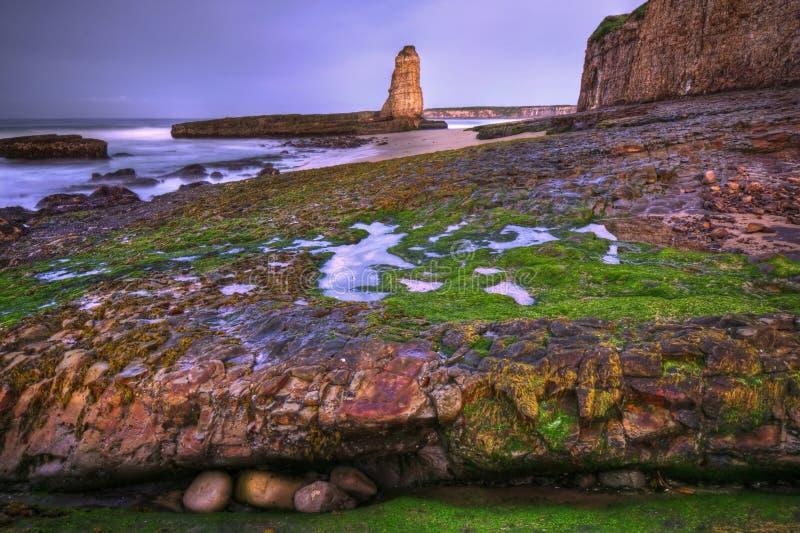 Het Strand van vier Mijl royalty-vrije stock foto