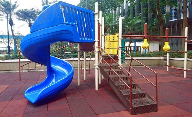 Het Stuk speelgoed van de kinderenspeelplaats stock afbeeldingen
