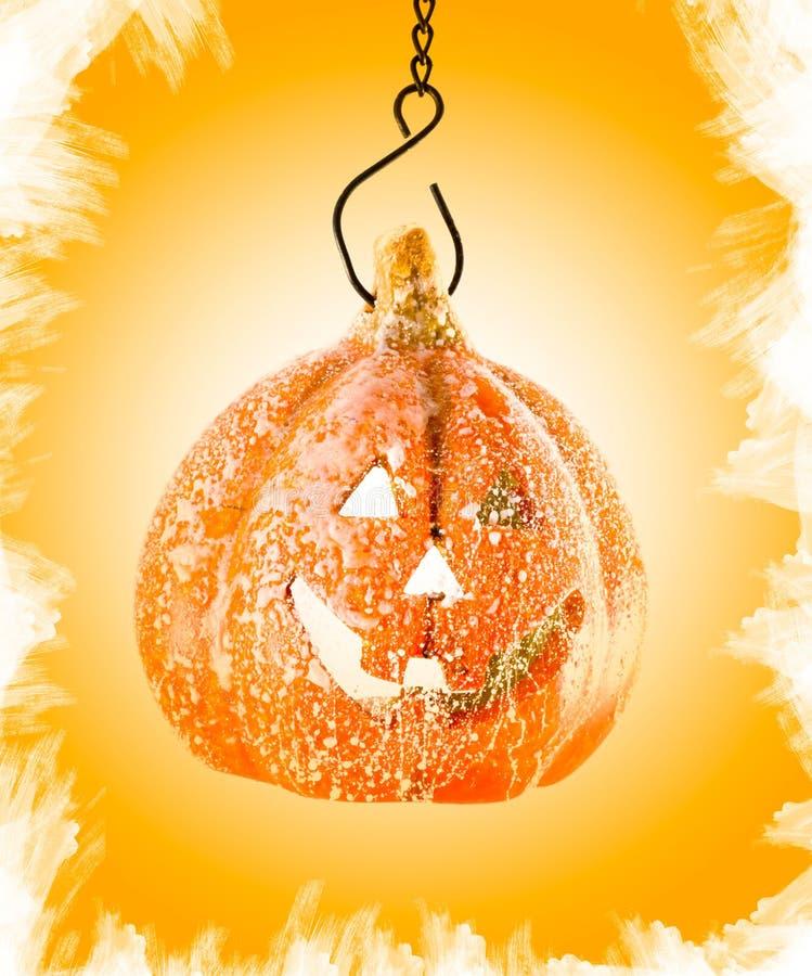 Download Het Stuk Speelgoed Van De Pompoen Oranje Halloween Partij Stock Afbeelding - Afbeelding bestaande uit hoofd, bezinning: 10779261