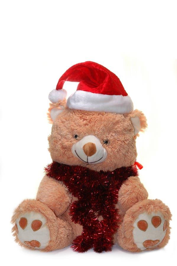 Het stuk speelgoed van Kerstmis draagt royalty-vrije stock foto