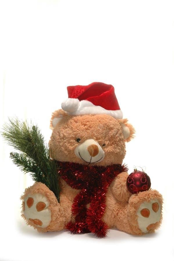 Het stuk speelgoed van Kerstmis draagt stock foto's