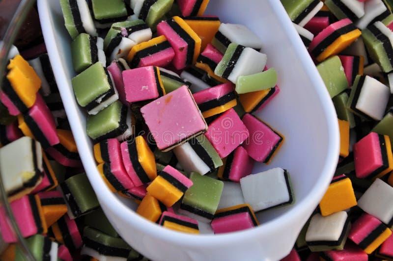 Het suikergoed van de anijsplant royalty-vrije stock afbeeldingen