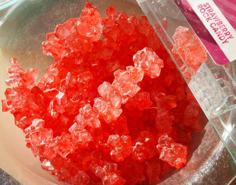 Het Suikergoed van de rots royalty-vrije stock afbeelding