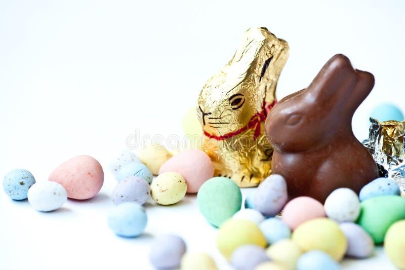 Het suikergoed van Pasen royalty-vrije stock foto