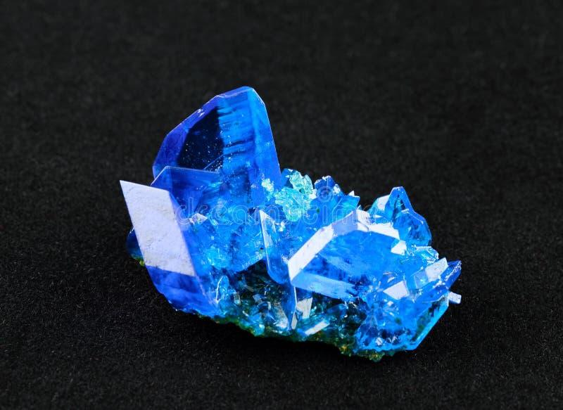 Het sulfaat van het koper royalty-vrije stock afbeelding