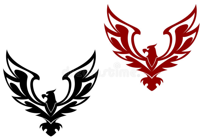 Het symbool van de adelaar